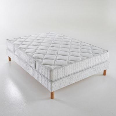Matelas mousse HR, confort luxe très ferme 5 zones, haut. 20 cm REVERIE BEST