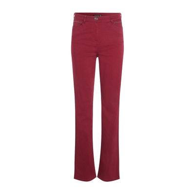 Pantalon droit taille haute Pantalon droit taille haute BREAL. Soldes 3847e593adfb