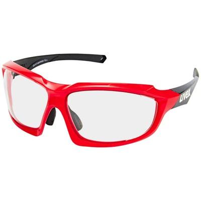 Sportstyle 710 V - Lunettes cyclisme - rouge noir UVEX 82099084fabd