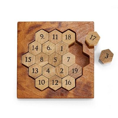 Puzzle nombre Aristote NATURE ET DECOUVERTES