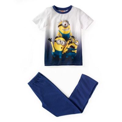 Pijama estampado, 2 - 10 anos LES MINIONS