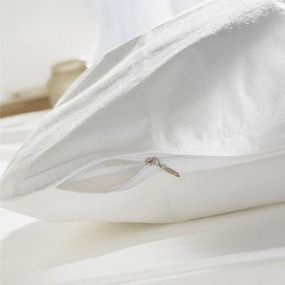 prot ge oreiller la redoute. Black Bedroom Furniture Sets. Home Design Ideas