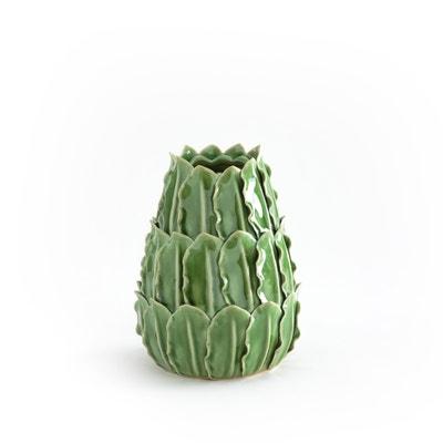 Jarrón de cerámica Al. 21,5 cm, Agave Jarrón de cerámica Al. 21,5 cm, Agave AM.PM.