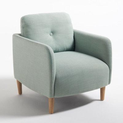 fauteuil scandinave jimi la redoute interieurs - Fauteuil Pour Lire