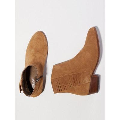 Boots Bottines Femme En Solde La Redoute