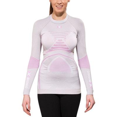 Radiactor Evo - Sous-vêtement Femme - L S rose blanc Radiactor Evo. Soldes.  X-BIONIC b63cac7caed7