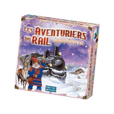 Les Aventuriers du Rail : Scandinavie Les Aventuriers du Rail : Scandinavie ASMODEE