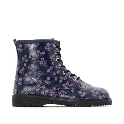 Boots à fleurs 26-39 La Redoute Collections