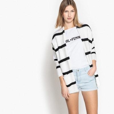 Sweter-narzutka SCHOOL RAG