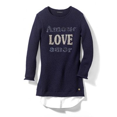 Love Jumper Dress, 3-14 Years IKKS JUNIOR