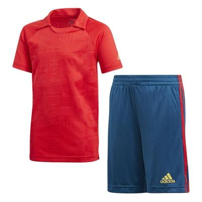 Ensemble short + T-shirt YB WC SET 4 - 16 ans adidas Originals