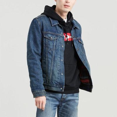 Veste en jean coupe droite Veste en jean coupe droite LEVI'S