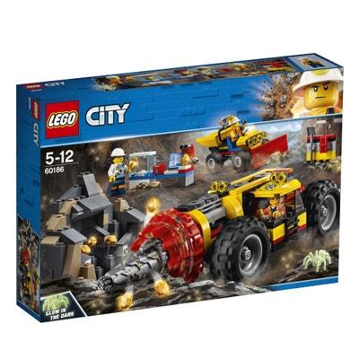 La foreuse du minerai 60186 LEGO CITY