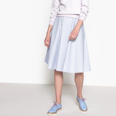 Flared Poplin Cotton Skirt MADEMOISELLE R
