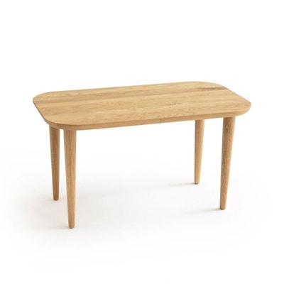 Petite table basse chêne CRUESO Petite table basse chêne CRUESO La Redoute Interieurs