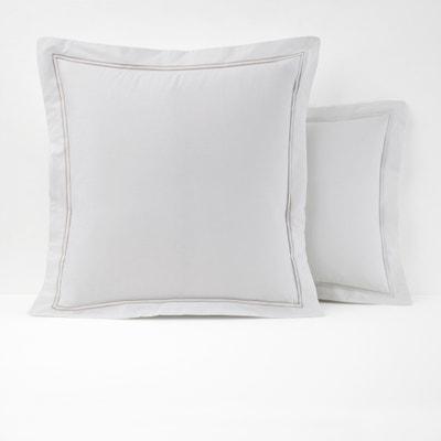 Fronha de almofada, percal puro algodão, PALACE Fronha de almofada, percal puro algodão, PALACE La Redoute Interieurs