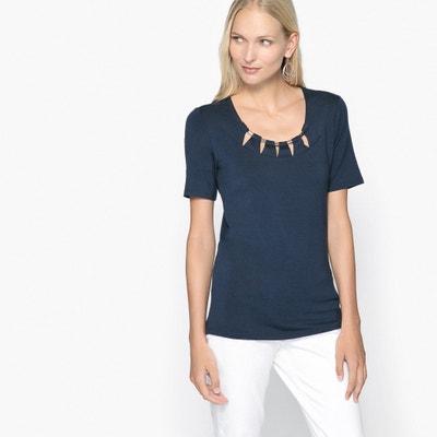 Cut Out T-Shirt ANNE WEYBURN