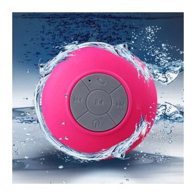 Enceinte  Waterproof Bluetooth Avec Ventouse Universelle Enceinte  Waterproof Bluetooth Avec Ventouse Universelle AMAHOUSSE