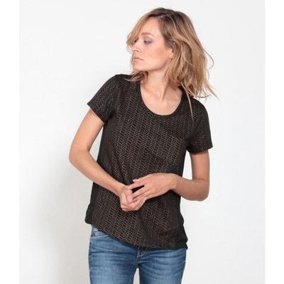 Metallic Style T-Shirt LE TEMPS DES CERISES