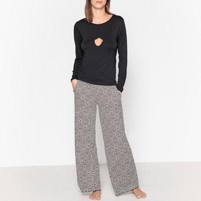 Pijama com estampado floral Pijama com estampado floral HECHTER STUDIO