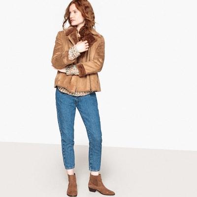 Blusão curto com fecho, especial frio Blusão curto com fecho, especial frio La Redoute Collections