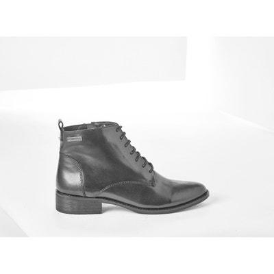 Nicole Leather Ankle Boots LES TROPEZIENNES PAR M.BELARBI