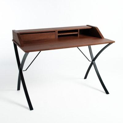 Epitre Walnut and Metal Desk AM.PM.