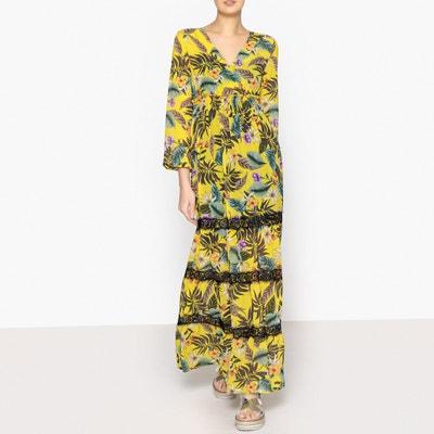 Printed Maxi Dress LIU JO