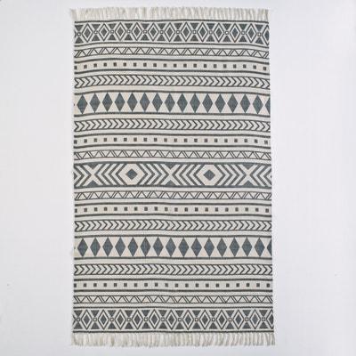 Dyrole Cotton Printed Rug La Redoute Interieurs