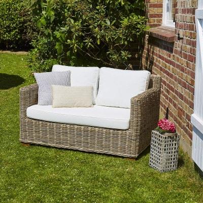 Salon de jardin - Table, chaises Bois dessus bois dessous | La Redoute