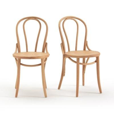 Sedia stile bistrot (conf. da 2), TROKET La Redoute Interieurs