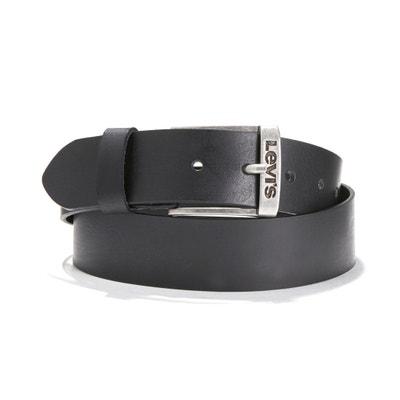 New Duncan Leather Belt LEVI'S