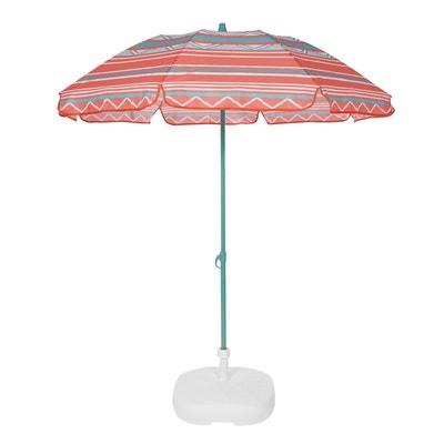 parasol orange la redoute. Black Bedroom Furniture Sets. Home Design Ideas
