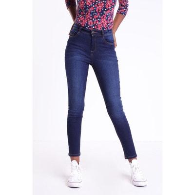 Jeans slim taille haute  Instinct BONOBO