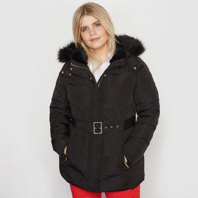 Manteau doudoune femme ronde