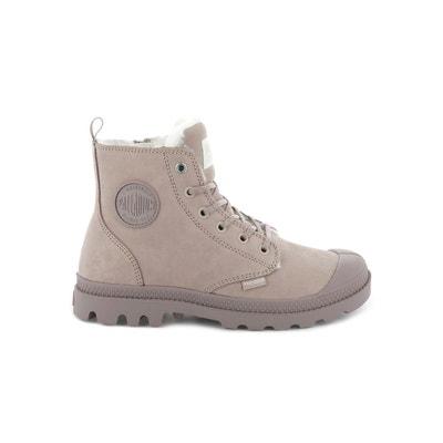 Boots cuir Pampa Hi Z Wl Boots cuir Pampa Hi Z Wl PALLADIUM