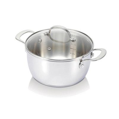 Belvia Stainless Steel Stew Pot Belvia Stainless Steel Stew Pot BEKA