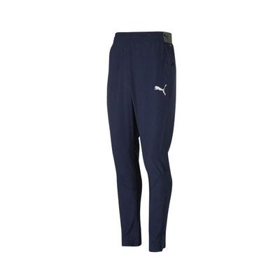 Pantalon OM Woven Bleu Pantalon OM Woven Bleu PUMA
