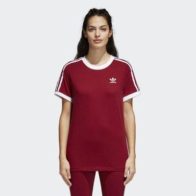T-shirt de gola redonda, mangas curtas T-shirt de gola redonda, mangas curtas Adidas originals