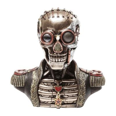 Boîte Steampunk Skull Kare Design KARE DESIGN