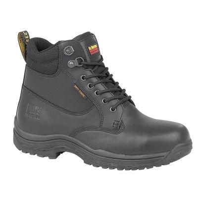 9d54b1f25e332 Dr Martens Fs205 - Chaussures Montantes De Sécurité, Noir, Eur 36-41 -