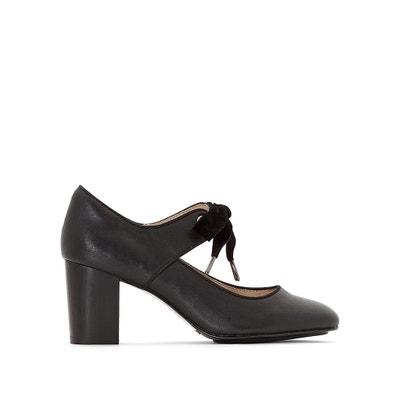 Margot Langdon Leather High Heels HUSH PUPPIES
