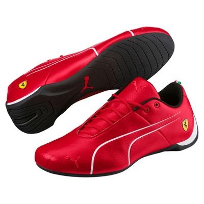 Puma La Ferrari Chaussures Rouge Redoute dg7tw