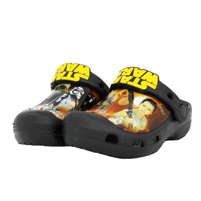 Crocs CC STAR WARS CLOG K Sandales Junior Noir CROCS