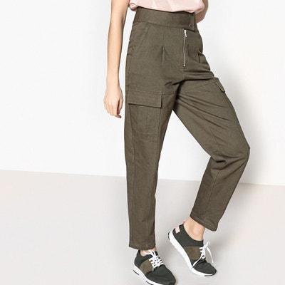 Pantalon denim taille haute Pantalon denim taille haute LA REDOUTE  COLLECTIONS 177acbd7cda4