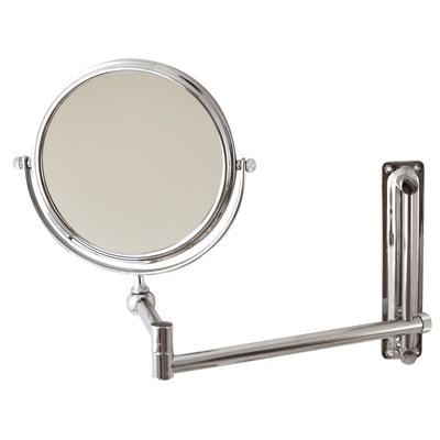 Miroir Grossissant Salle De Bain mirroir grossissant | la redoute