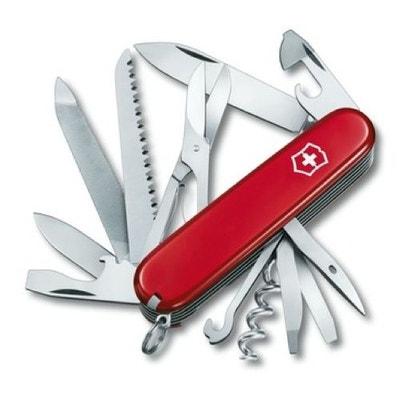 Couteau Suisse de Poche - 21 Pieces - Victorinox Ranger - 1.3763 - Rouge Couteau Suisse de Poche - 21 Pieces - Victorinox Ranger - 1.3763 - Rouge VICTORINOX