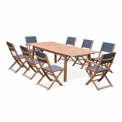 Grande Table De Jardin. Simple Stunning Grande Table De Salon De ...