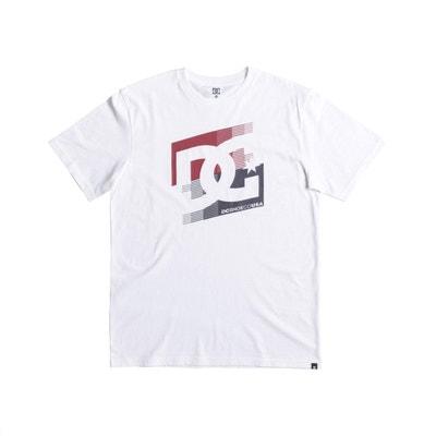T-shirt con scollo rotondo, maniche corte T-shirt con scollo rotondo, maniche corte DC SHOES