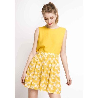 Floral Print Mini Skirt Floral Print Mini Skirt COMPANIA FANTASTICA